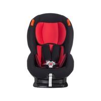 Cadeira Para Auto Protek G1g2 Altura Regulável Para Crianças De 9kg Até 25kg Preto e Vermelho