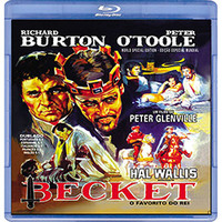 Becket:O Favorito do Rei - Blu-Ray - Multi-Região / Reg. 4