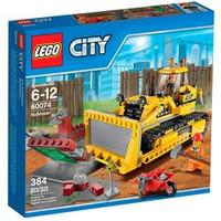 Lego City Escavadora 60074