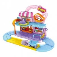Playset Hamster Figura Mercado Hamsters In A House Candide