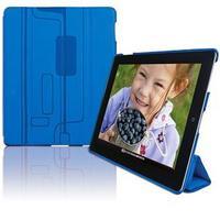 Case para iPad 2 Youts iSmart Couro Azul