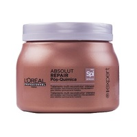 Máscara Loreal Professionnel Absolut Repair Pós Química 500ml