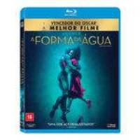 Blu-Ray - A Forma da Água