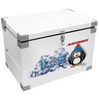 Caixa Térmica Armon 360 Litros Inox 430 Branca Tmi-360