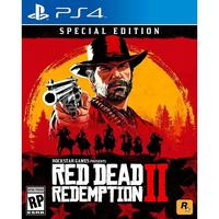 Jogo Red Dead Redemption 2 Special Edition Playstation 4 Sony