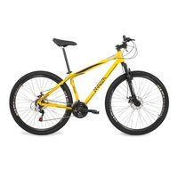 Bicicleta MZZ-200 Fire Aro 29 Amarela 19 MZZ 200 Amarelo Mazza Bikes