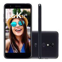 Smartphone Lg K11 Alpha LMX410BTW Desbloqueado GSM 16GB Dual Chip Android 7.1 Preto