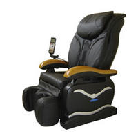 Poltrona de Massagem Diamond Chair Ametista Preta