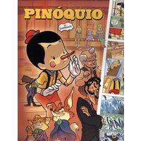Pinóquio Em Quadrinhos - 2ª Ed