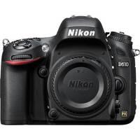 Câmera Digital Profissional Nikon D610 24.3 Megapixels