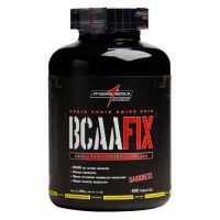 Suplemento IntegralMédica DK Bcaa Fix Darkness 400 Tabletes