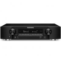 Receiver 7.2ch Marantz NR1608 UltraHD 4K Airplay Wifi Bluetooth Spotify DolbyAtmos Preto / 110v