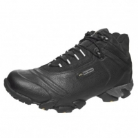 Bota Masculina Bull Terrier Attack Floter 898 Attack Low M Preto