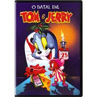 DVD Tom & Jerry - Véspera de Natal - Multi-Região / Reg.4