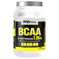 Suplemento BR Nutrition Foods BCAA Ultra Foods 120 Tabletes