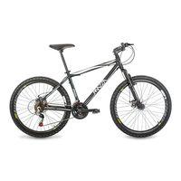 Bicicleta Fire Aro 26 Preta 21 Mzz 100 Preto Mazza Bikes