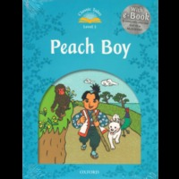 Peach Boy E-Book & Cd Pack - Second Edition 1, Classic Tales