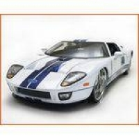 Jada Ford GT 2005 White - escala 1/24