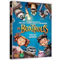 Os Boxtrolls - Multi-Região / Reg.4