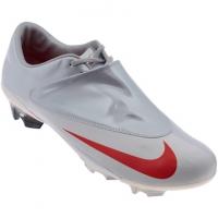 047506f9c5 Chuteira Nike Mercurial Vapor 5 FG Masculina Prata e Vermelha