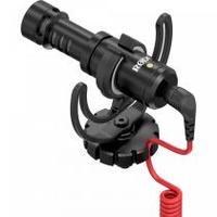 Microfone Rode VideoMicro para câmera DSRL -