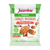 Cookie Jasmine Orgânico Castanha do Pará 150g