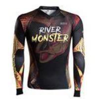 Camiseta Pescaria River Monster Dourado - Tamanho G