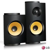 Home Theater LG LHB725W Blu-ray 3D 5.1 Canais 1200W