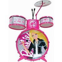 Bateria Barbie Fun Divirta-se 2011 Infantil Rosa