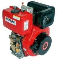 Motor Estacionário à Diesel Partida Elétrica 13 Hp Md 188e Motomil
