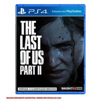 Jogo The Last Of Us Part II Playstation 4 Sony