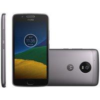 Smartphone Motorola Moto G5 XT1672 Desbloqueado GSM Dual Chip 32GB Android 7.0 Nougat Grafite
