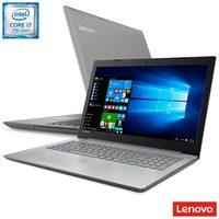 "Notebook Lenovo IdeaPad 320 80YH0000BR Intel Core i7-7500U 16GB 2TB 4GB 2.7 GHz 15.6"" Windows 10 Home Prata"