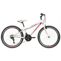 Bicicleta Tito Bikes MTB Volt 2.0 Aro 20 Branca e Vermelho