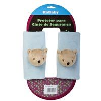 Protetor de Cinto Divertido KaBaby Urso Azul