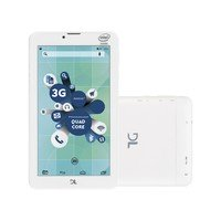 Tablet Dl Tecphone 610 8gb 7 3g Wi-fi Dual Chip Android Branco