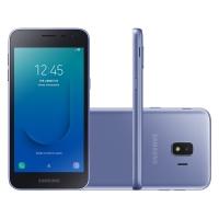 Smartphone Samsung Galaxy J2 Core SM-J260M Desbloqueado GSM Dual Chip 16GB Android 8.1 Prata