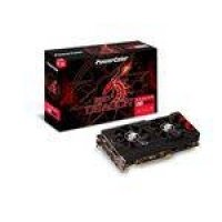 Placa De Vídeo Powercolor Rx 570 Red Dragon 4gb Gddr5