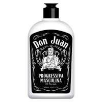 Barba Forte Progressiva Masculina Don Juan 300ml