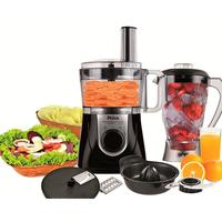Multiprocessador Philco All In One Citrus 800W Preto e Prata