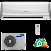 Ar Condicionado Split Hi Wall Samsung Max Plus 9.000 BTUs Frio 220V AS09UWBUXXAZ