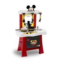 Cozinha Divertida Xalingo Disney Mickey Mouse Branca e Vermelha