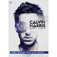 Calvin Harris - Music Videos - Multi-Região / Reg.4