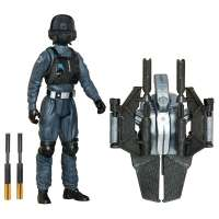 Star Wars Rogue One Imperial Ground Crew Disney 10cm Hasbro