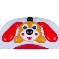 Andador Baby Style Bichos Cachorro Vermelho