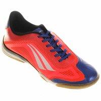 Chuteira Penalty Max 500 T Futsal Laranja  c6502e6ecc615
