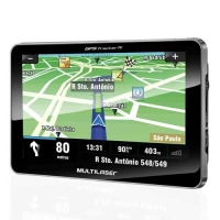 Navegador GPS 7'' Multilaser GP038 com TV Digital