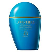 Base Para Rosto Shiseido Uv Protective Liquid Foundation Spf 43 Dark Beige