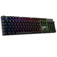 Teclado Mecânico Gamer RGB Havit Switch Outemu Brown Double Shot Injection - HV-KB432L (BROWN)