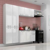 Cozinha de Aço Compacta 4 Peças Amanda Itatiaia
